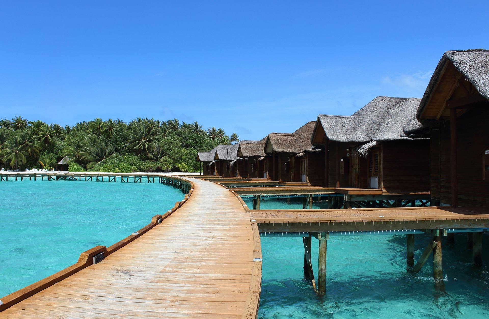 Vakantie Malediven
