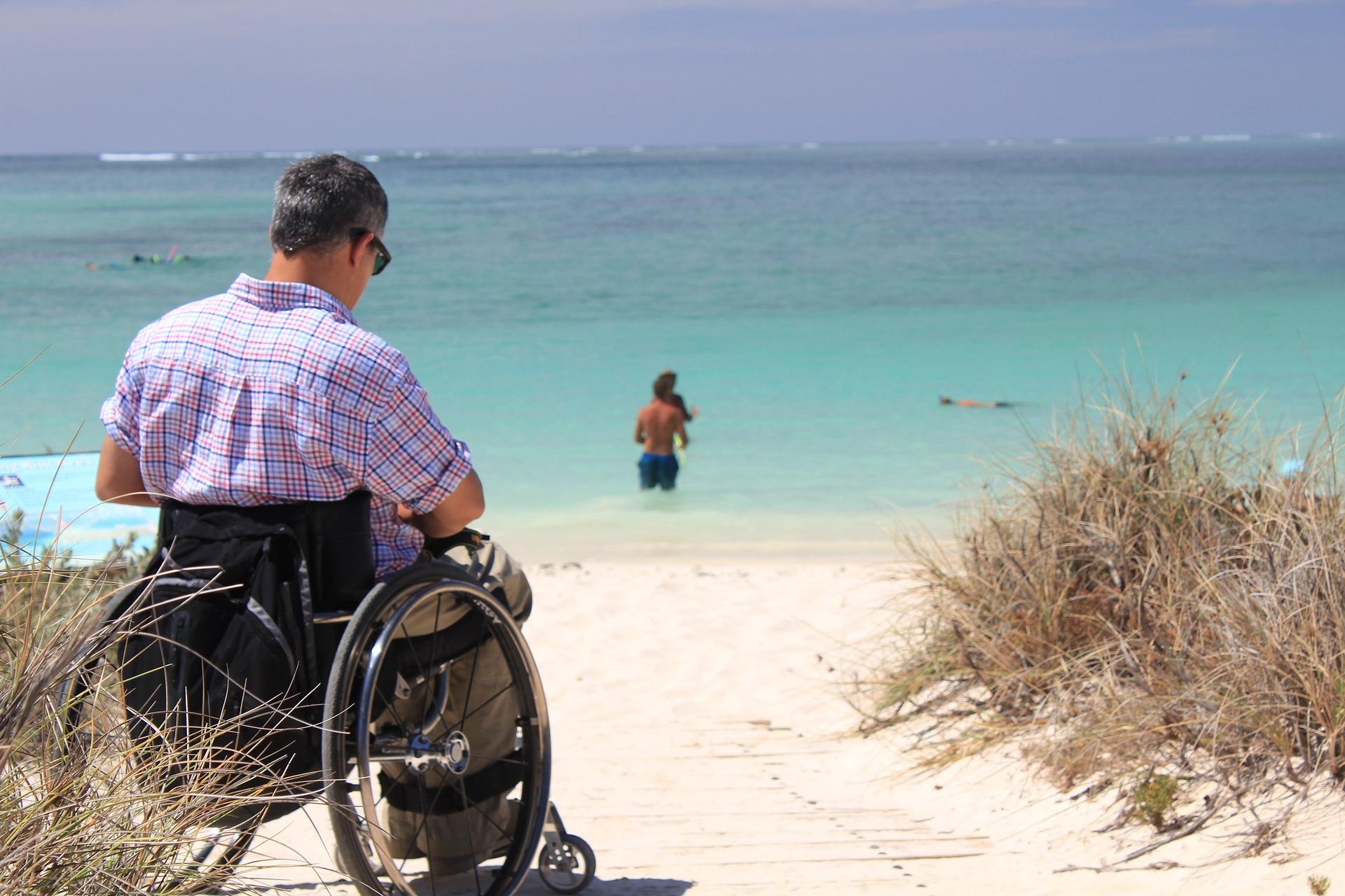 rolstoelvriendelijke vakantie